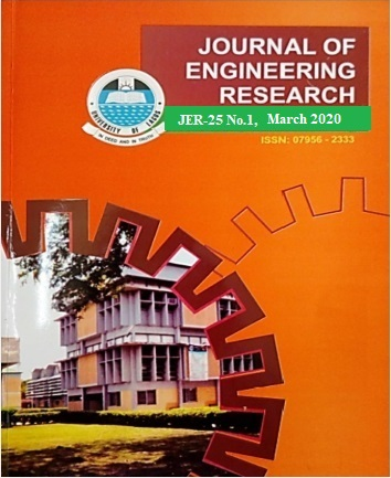 Journal of Engineering Research vol.25(1)